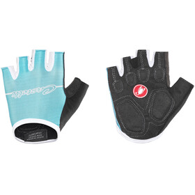 Castelli Dolcissima Gloves Women sky blue/white